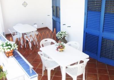 Casa Vacanze Bilocale In Villa Sul Mare Am 101